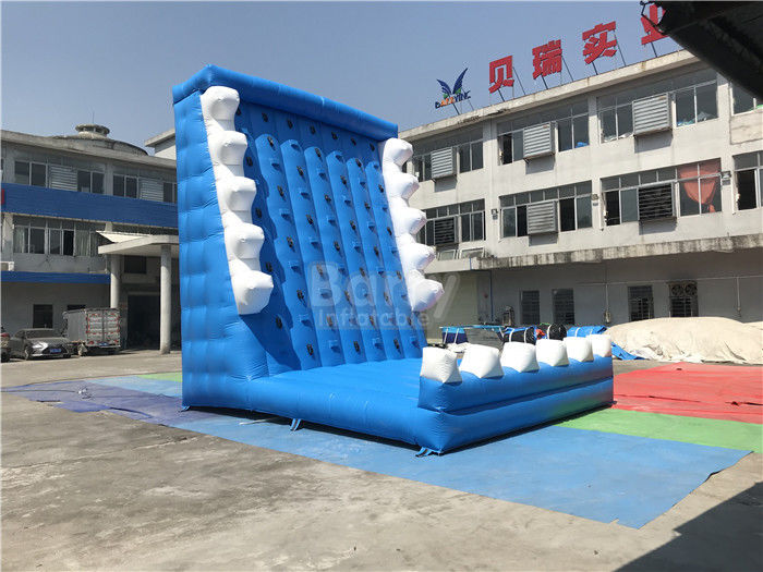 PVC Inflatable Sports Games Outdoor Commercial Children Rock Climbing Wall