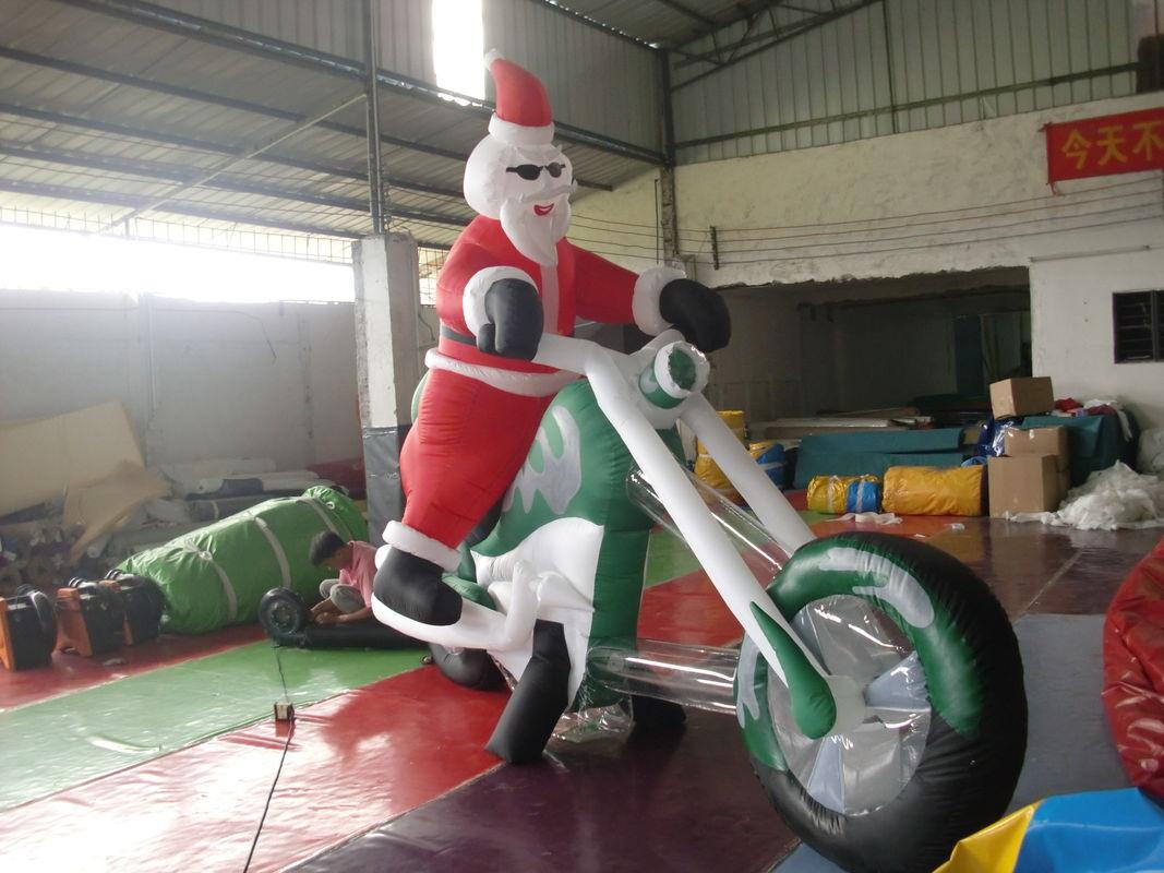 Decorazioni Natalizie Gonfiabili.Decorazioni All Aperto Gonfiabili Di Natale Babbo Natale Gonfiabile